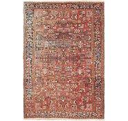 Link to 7' 2 x 10' 7 Heriz Persian Rug