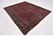 Link to 7' 4 x 8' 10 Heriz Persian Rug