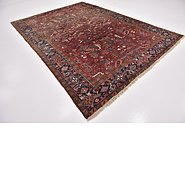 Link to 7' 9 x 10' 6 Heriz Persian Rug
