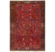 Link to 7' 9 x 11' 3 Heriz Persian Rug