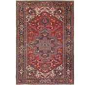 Link to 7' 2 x 10' 3 Heriz Persian Rug