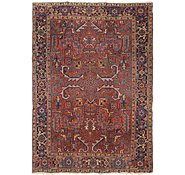 Link to 7' x 10' 3 Heriz Persian Rug