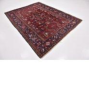 Link to 6' 8 x 8' 10 Heriz Persian Rug
