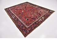 Link to 7' 7 x 9' 4 Heriz Persian Rug