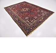 Link to 7' x 9' 8 Heriz Persian Rug