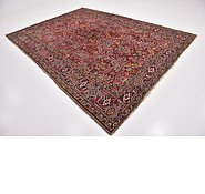 Link to 7' 10 x 10' 6 Heriz Persian Rug