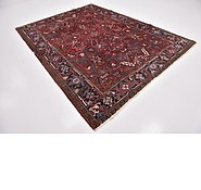 Link to 7' 2 x 9' 5 Heriz Persian Rug