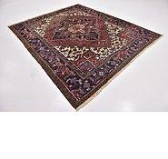 Link to 7' 5 x 8' 7 Heriz Persian Rug