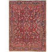 Link to 7' 8 x 10' 4 Heriz Persian Rug