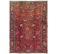 Link to 8' x 11' 4 Heriz Persian Rug