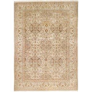 Unique Loom 7' 6 x 10' 7 Tabriz Oriental Rug