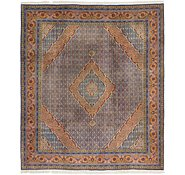 Link to 8' 3 x 9' 6 Tabriz Persian Rug