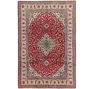 Link to 7' 3 x 11' Kashan Persian Rug