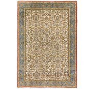 Link to 7' 3 x 10' 8 Qom Persian Rug