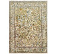 Link to 9' 3 x 12' 9 Kerman Persian Rug