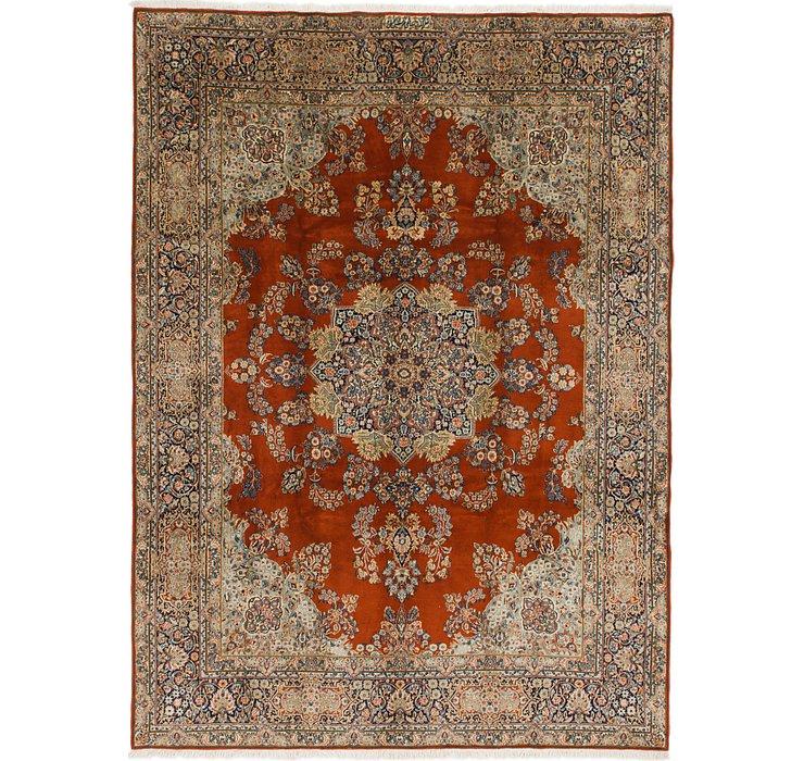 8' 4 x 11' 4 Kerman Persian Rug