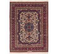 Link to 9' 2 x 12' 5 Isfahan Persian Rug
