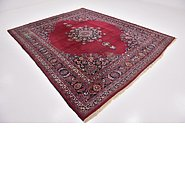 Link to 8' 5 x 10' 3 Mashad Persian Rug