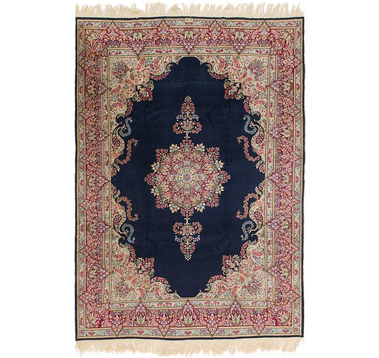 7' 4 x 10' 6 Kerman Persian Rug