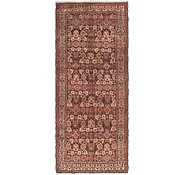 Link to 105cm x 257cm Hossainabad Persian Runner Rug