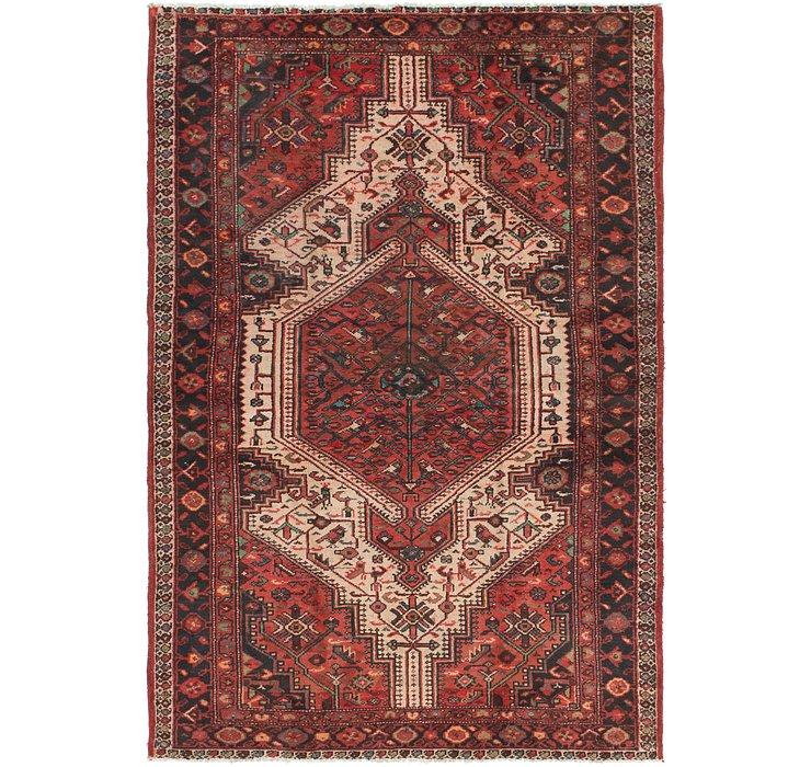 4' 6 x 7' Tuiserkan Persian Rug
