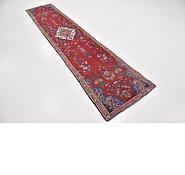 Link to 2' 4 x 11' 9 Hamedan Persian Runner Rug
