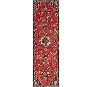 Link to 3' x 11' Hamedan Persian Runner Rug