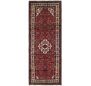 Link to 107cm x 275cm Hossainabad Persian Runner Rug