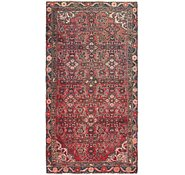 Link to 3' 6 x 6' 7 Hossainabad Persian Rug