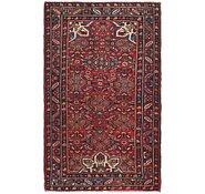 Link to 3' 7 x 6' Hamedan Persian Rug