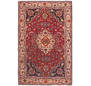 Link to 4' x 6' 4 Mashad Persian Rug