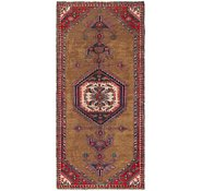 Link to 3' 3 x 7' Khamseh Persian Runner Rug