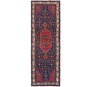 Link to 3' 3 x 9' 9 Mazlaghan Persian Runner Rug