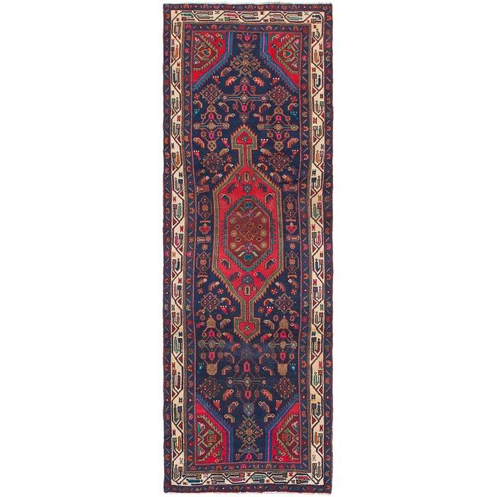 3' 3 x 9' 9 Mazlaghan Persian Runne...