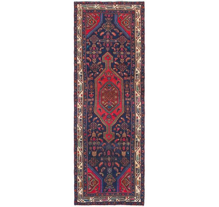 100cm x 297cm Mazlaghan Persian Runne...
