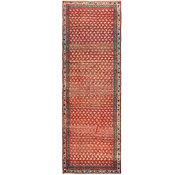 Link to 3' 2 x 6' 9 Hamedan Persian Runner Rug