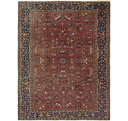 Link to 8' 9 x 11' 2 Heriz Persian Rug