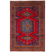 Link to 7' 10 x 11' 4 Viss Persian Rug