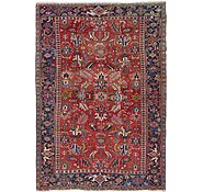 Link to 8' 2 x 11' 8 Heriz Persian Rug