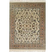 Link to 8' x 10' 8 Tabriz Oriental Rug