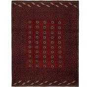 Link to 275cm x 343cm Afghan Mouri Oriental Rug