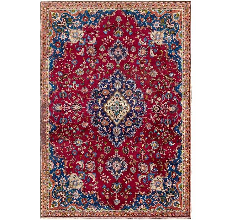 7' 6 x 10' 9 Mashad Persian Rug