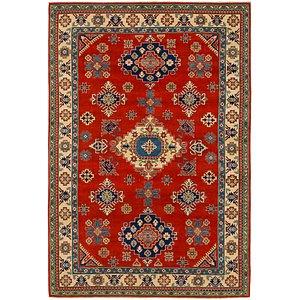 Unique Loom 6' 9 x 9' 10 Kazak Rug