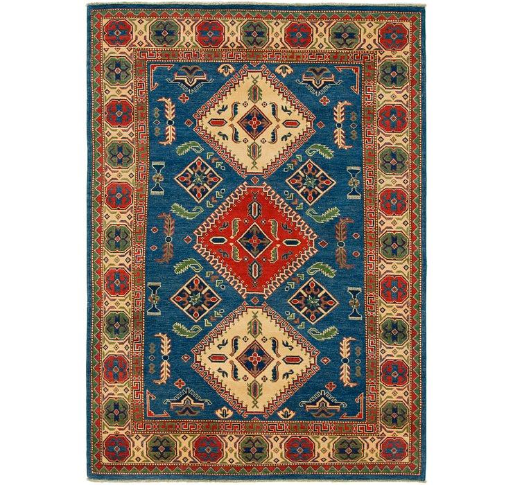 6' 7 x 9' 7 Kazak Rug