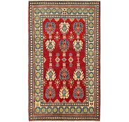 Link to Unique Loom 5' 2 x 8' 6 Kazak Rug