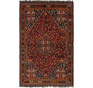 Link to 5' 4 x 8' 8 Shiraz Persian Rug