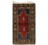 Link to 4' 5 x 8' Kars Oriental Rug