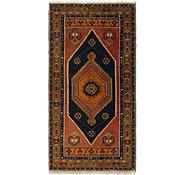 Link to 4' x 7' 9 Kars Oriental Rug