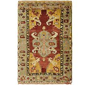 Link to 4' 5 x 7' Kars Oriental Rug