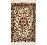 Link to 3' x 5' 3 Isfahan Persian Rug